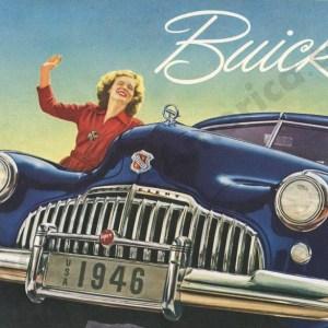 1946 Buick Brochure