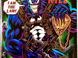 Venom - License To Kill