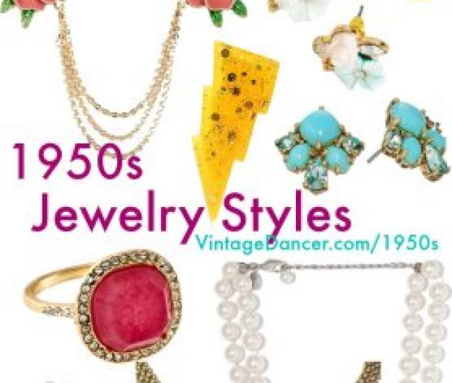 S Jewelry Styles And History