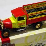 Collectibles Ypc06 M 32 Ford Aa Truck Yellow Coca Cola Refreshing
