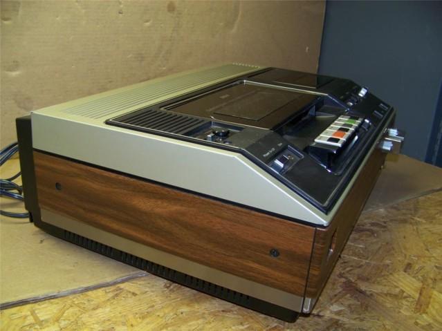 Rca Selectavision Vhs Vcr Model Vct200