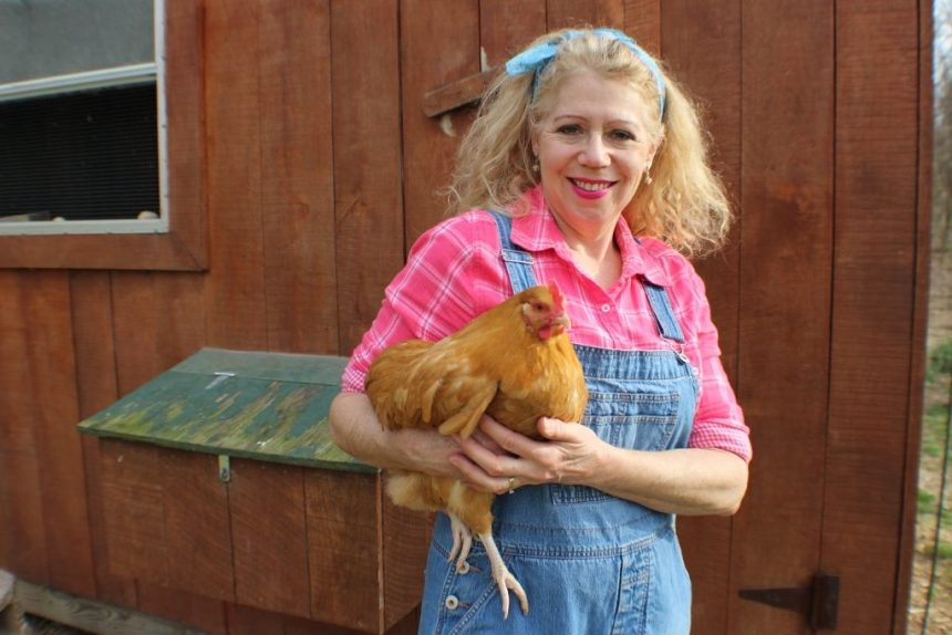 Jeanne McDonald the vintage farm wife