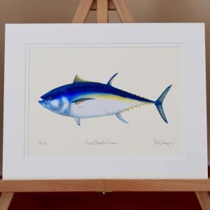 Bluefin Tuna Print