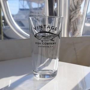 Pint Glass Single