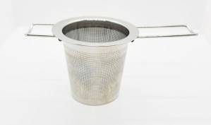tea infuser basket with extended handle product image