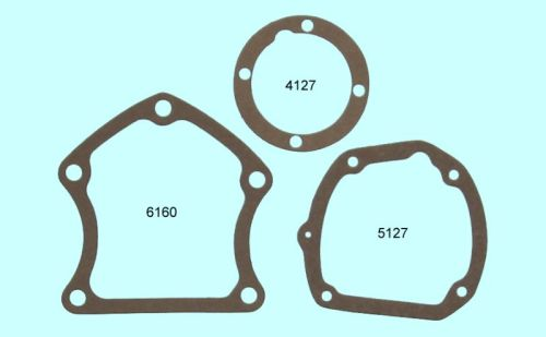 1955-65 3sp Standard Transmission Set 6162