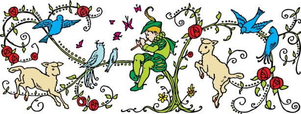 vgosn_vintage_children_piper_clipart_image_colored