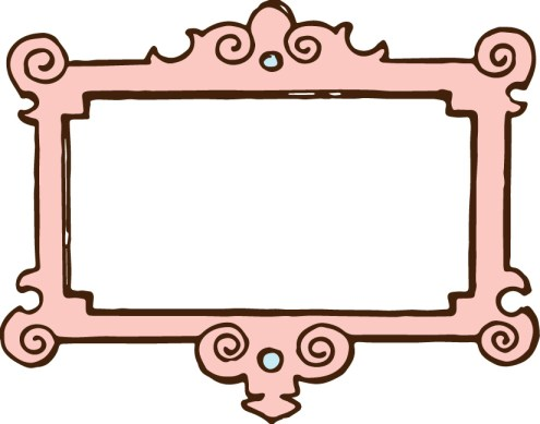 vgosn_vintage_frame_border_clipart_colored_2