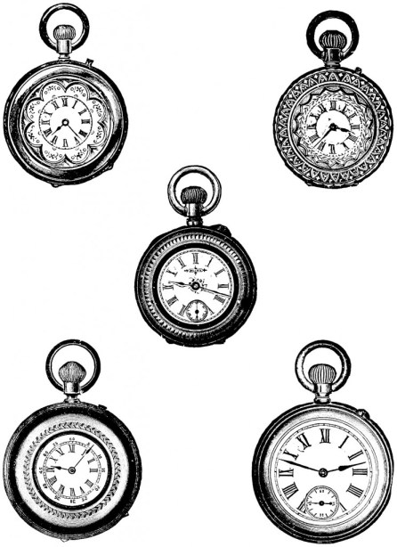 vgosn_vintage_pocket_watch_clipart_image