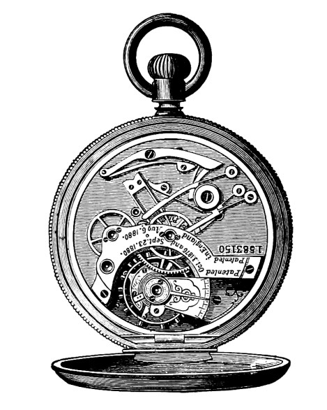 clip art, steampunk, steam punk, watch, watches, pocket watch, gears, clock face, watch face, vintage images, pictures, free, freebies, printables, printable