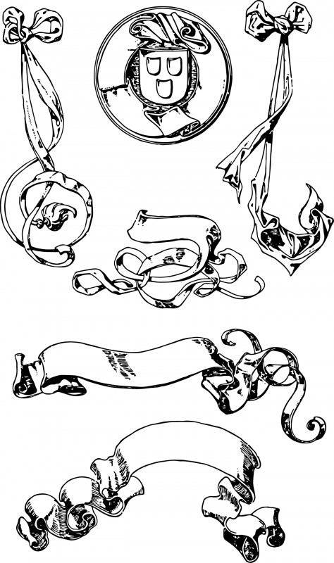 vgosn_vintage_ribbons_clip_art_graphics_free