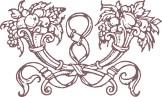 vgosn_vintage_frame_clip_art_decorative_ornament_image_1_brown