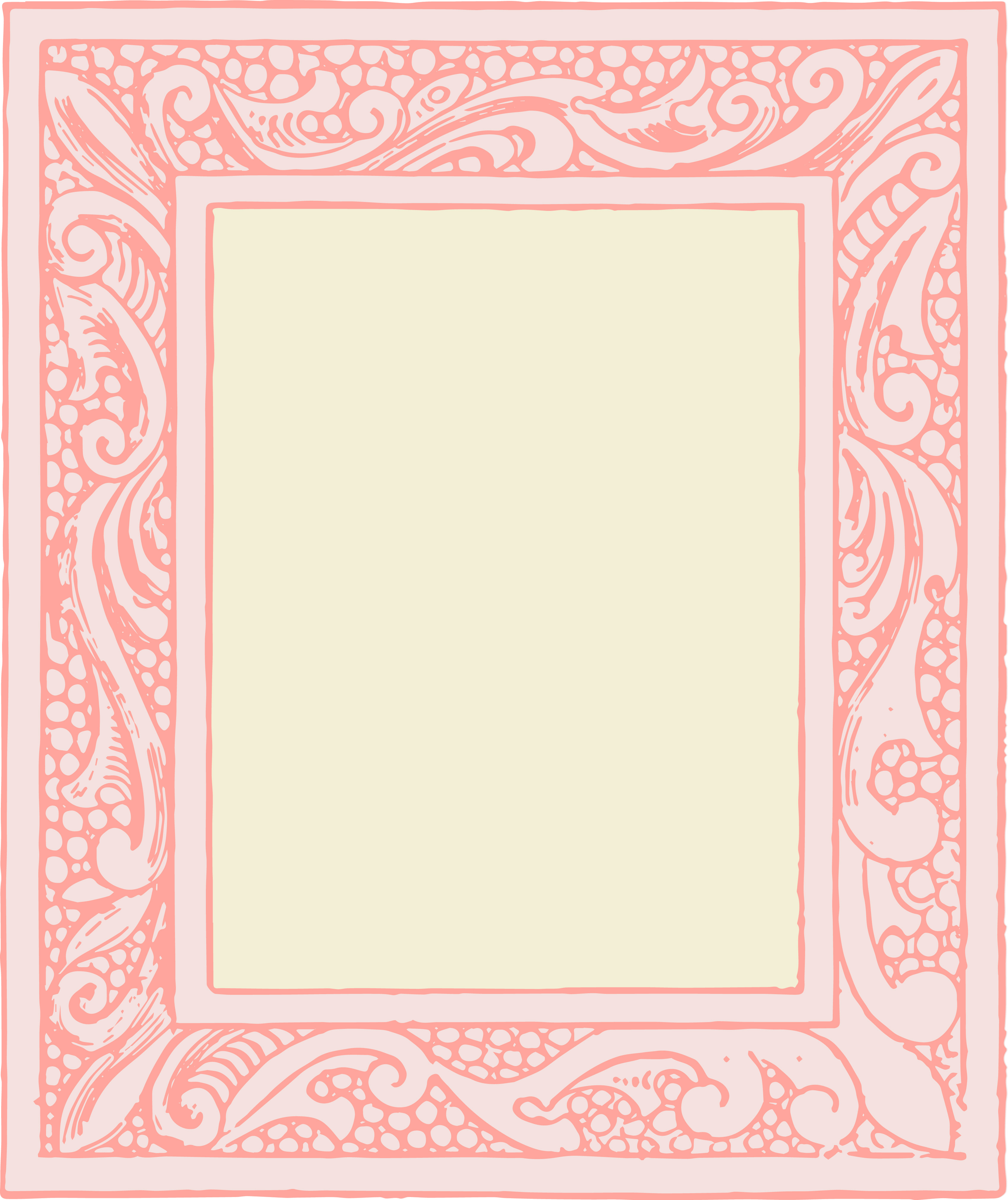 Free Vector Clipart Vintage Frames Oh So Nifty Vintage