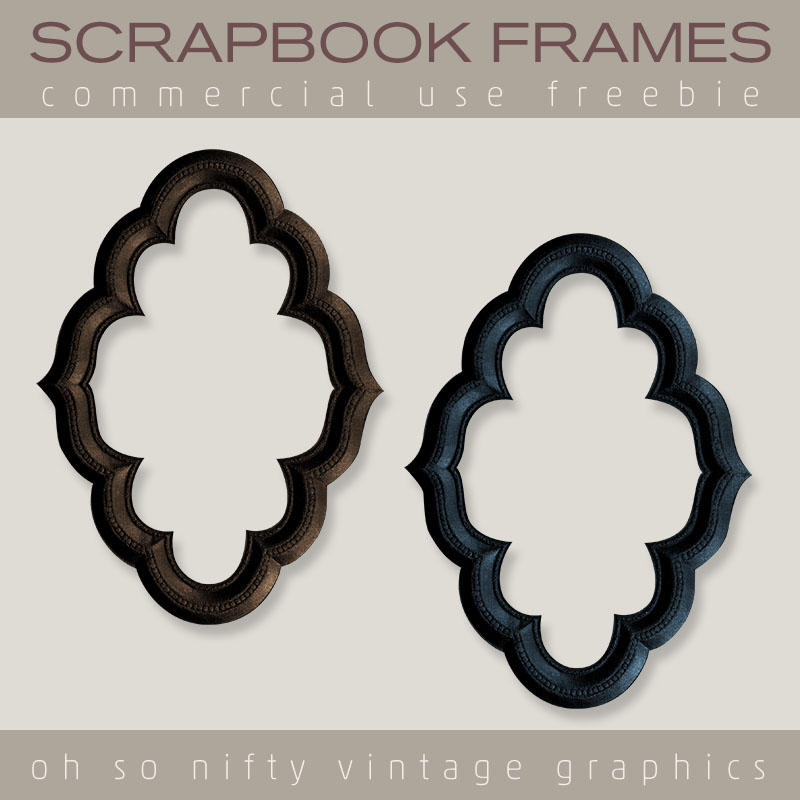 vgosn_curved_scrapbook_frame_vintage_preview