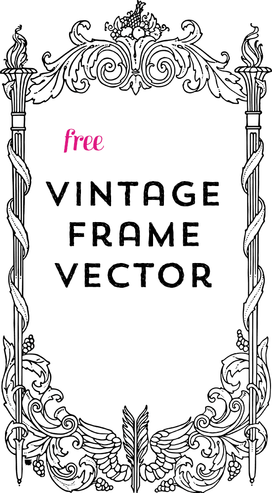 Vector Art | Gorgeous Ornamental Frame