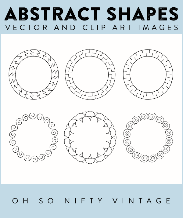 Stock Images | Abstract Circular Shapes