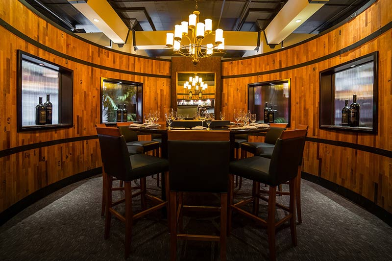 Private Dining Vintage Group