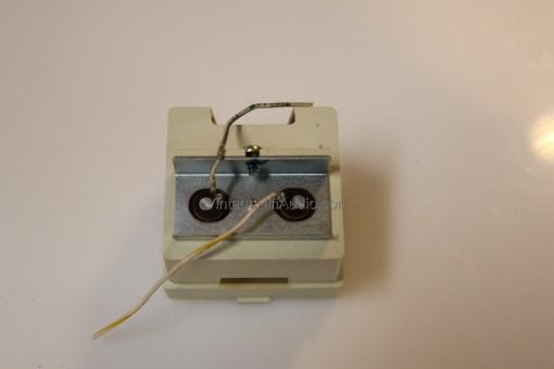 Marantz 2220B FM Tuning dial housing
