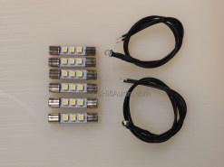 Pioneer SX-434 Lighting Kit