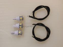 Pioneer SX-650 Lighting Kit