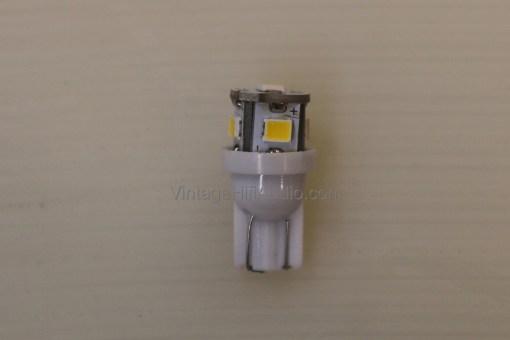 LED Wedge Lamp Warm White