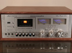 Marantz WC-121 5020-B Front - Walnut