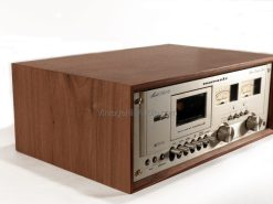 Marantz 5010 casette deck in walnut case