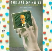 art of noise - paranoimia-