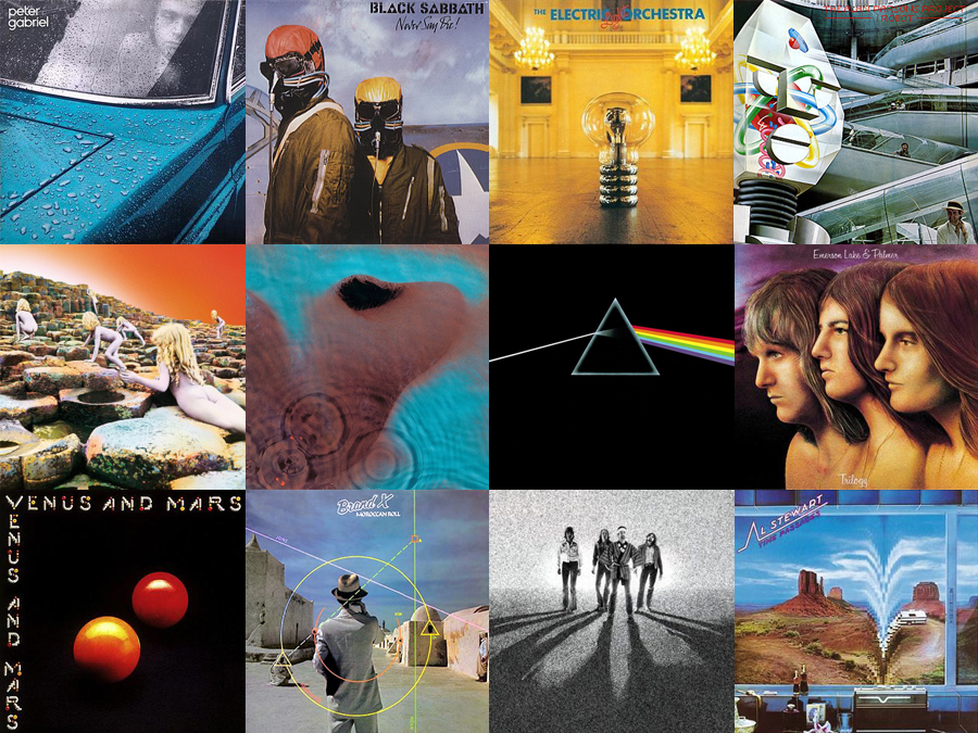 Hipgnosis Covers