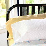 Easy Towel Pillowcase Sewing Project