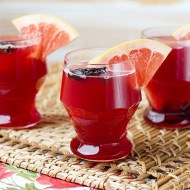 Hibiscus Shandy- #CookoutWeek