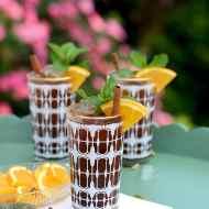 Orange Chai Iced Tea