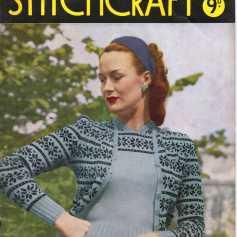 Stitchcraft Oct 1945 P1