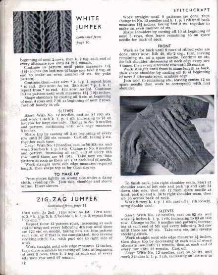 Stitchcraft Aug 194611