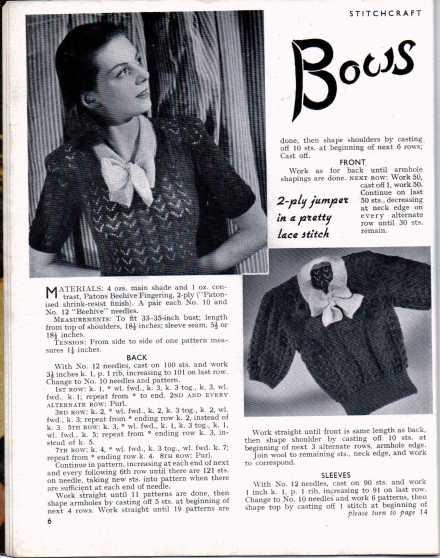 Stitchcraft Aug 19465