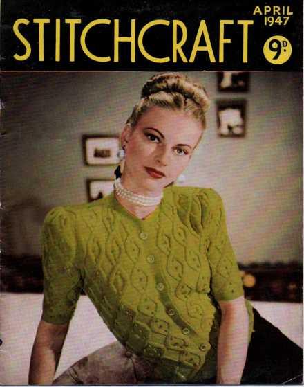 Stitchcraft April 1947