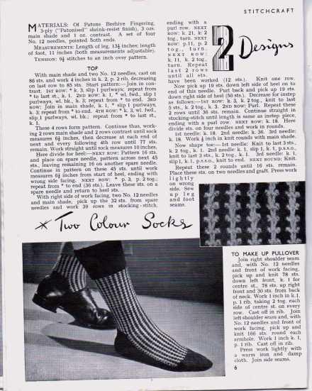Stitchcraft April 19475