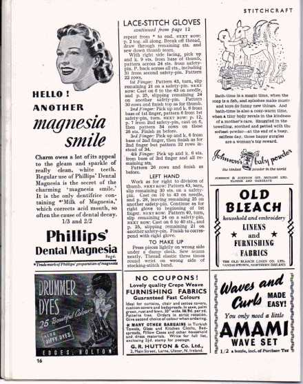 Stitchcraft May 194715