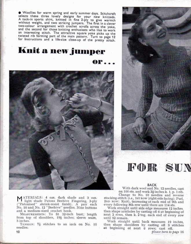 Stitchcraft April 1947 9