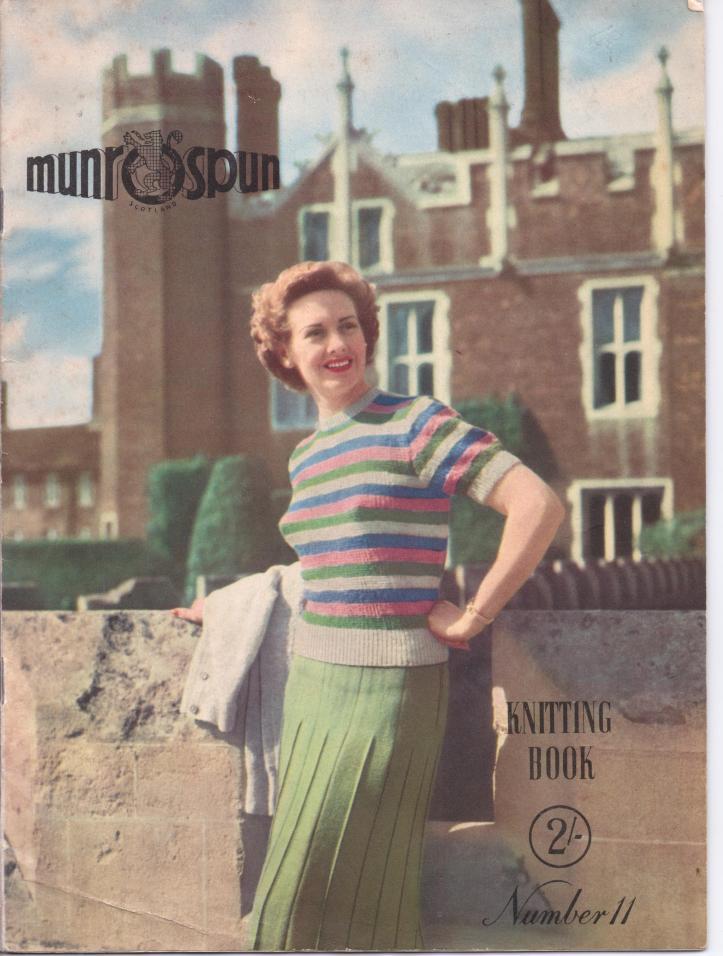 Munrospun Front Cover