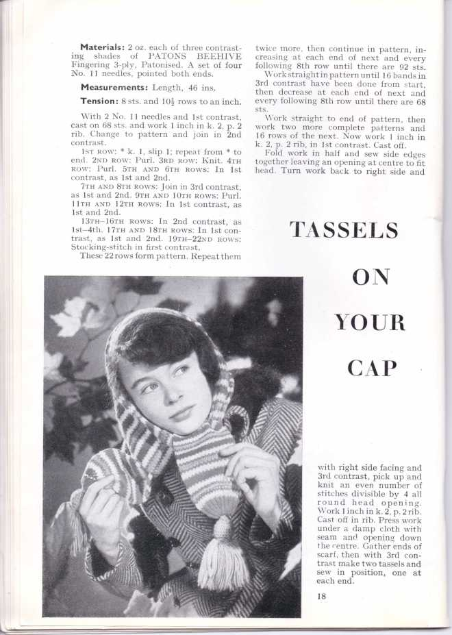 ForTheJuniorMiss Stitchcraft 1940s magazine scan 40's p18