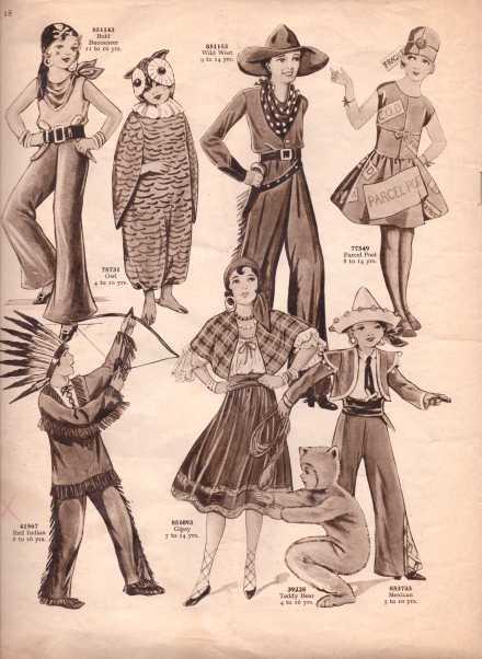 Weldon's Fancy Dress11