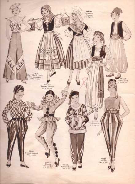 Weldon's Fancy Dress15