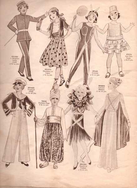 Weldon's Fancy Dress16