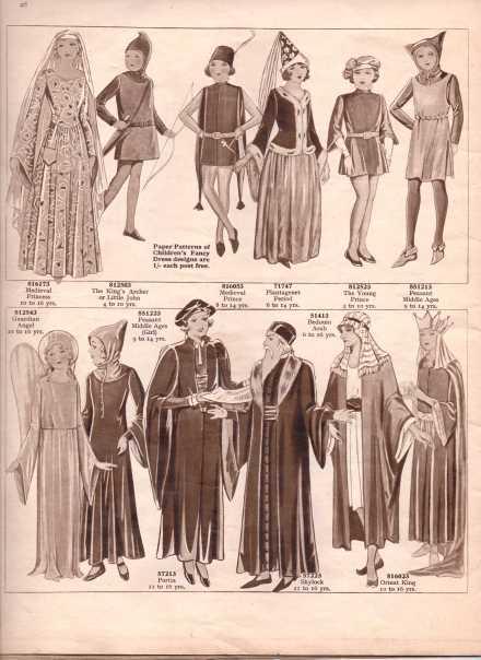 Weldon's Fancy Dress23