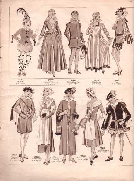 Weldon's Fancy Dress24