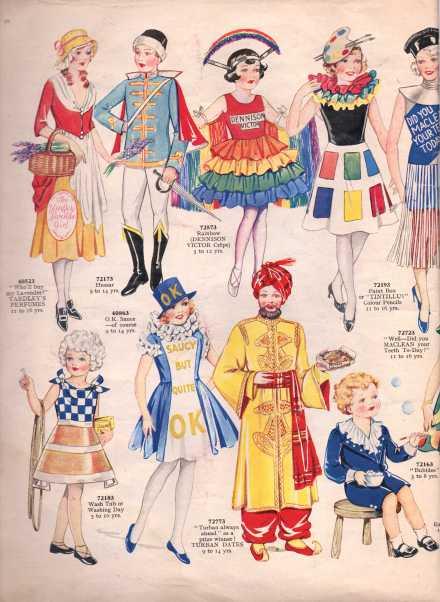 Weldon's Fancy Dress9