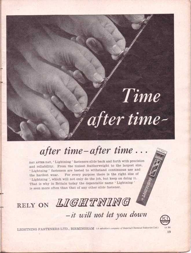 vintage knitting patternstitchcraftjune195222