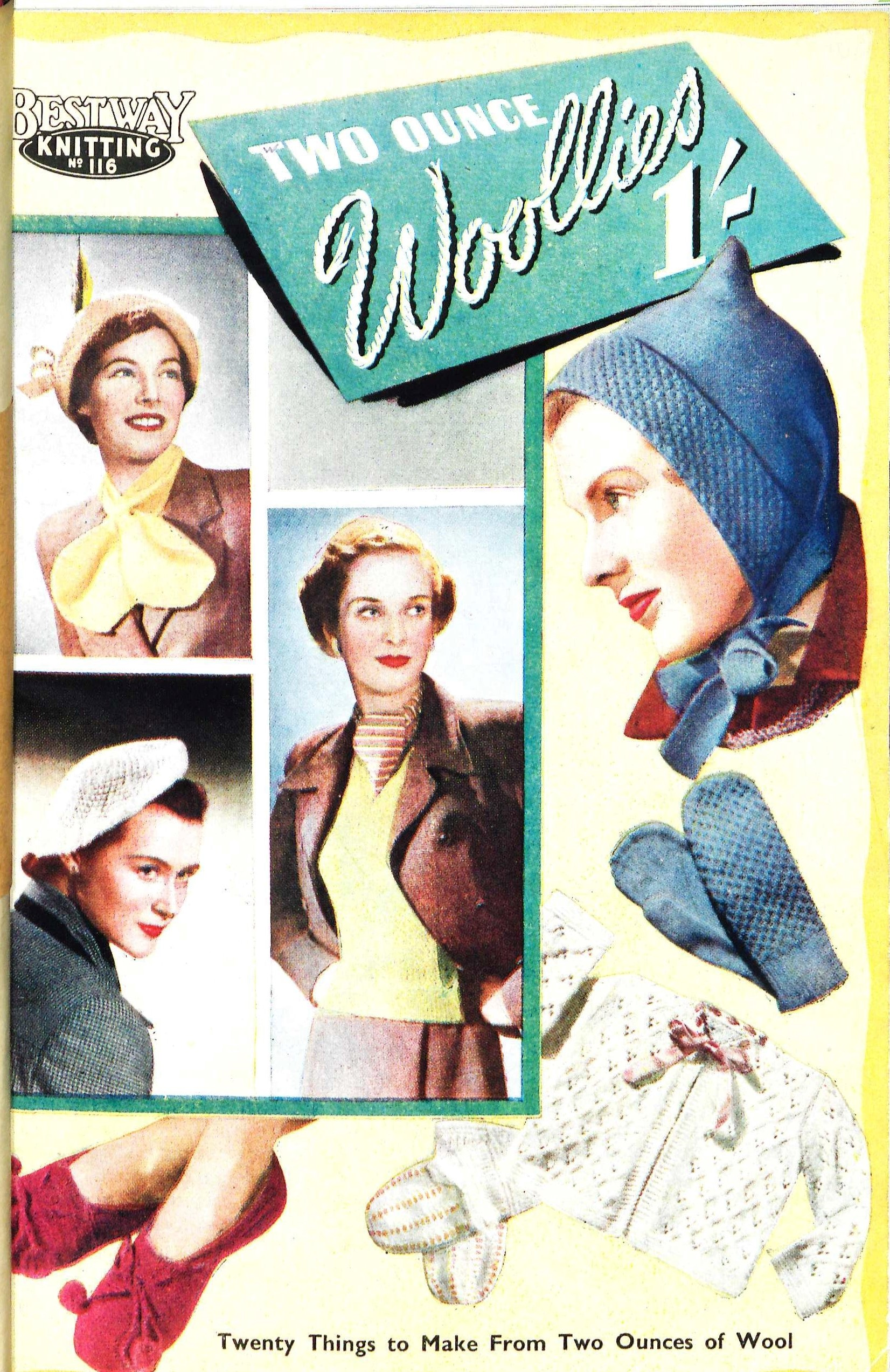 Free Vintage Knitting Pattern Cravat Or Miss Marple Scarf From