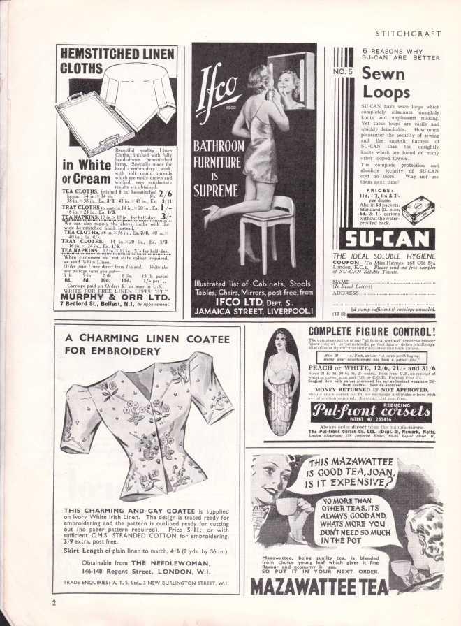 Stitchcraft May 19372
